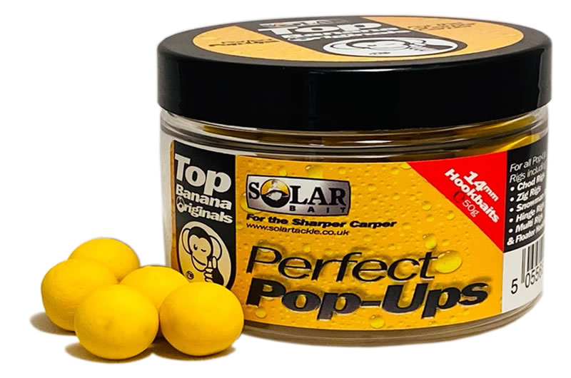 Top Banana Perfect Pop-Ups