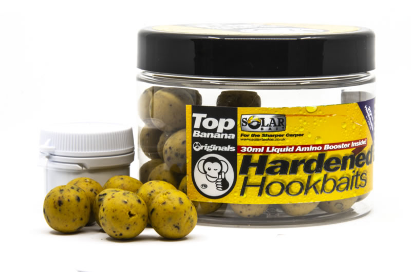 Top Banana Hardened Hookbaits